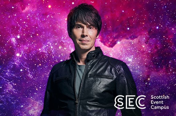 Tickets to see Professor Brian Cox at SSE Hydro - £20pp