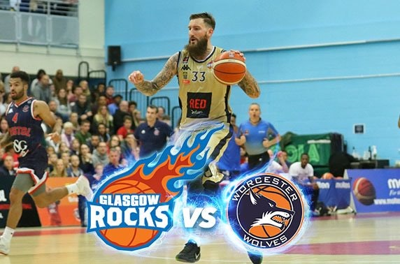 Glasgow Rocks v Worcester Wolves, Emirates Arena