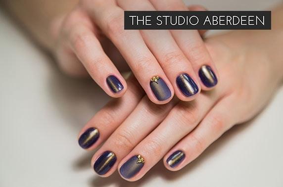 Gel nails - £12