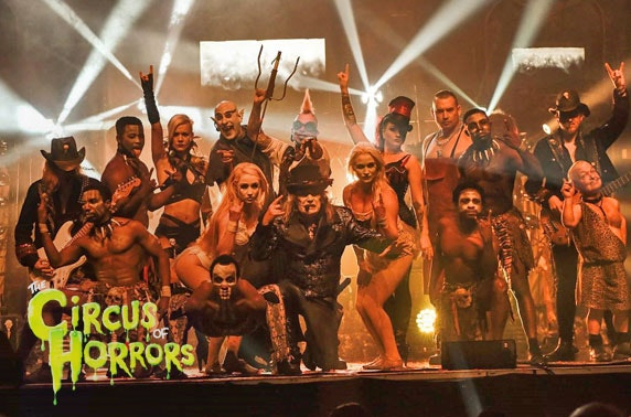 Circus of Horrors – The Psycho Asylum, Whitehall Theatre