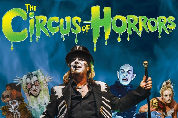 Circus of Horrors – The Psycho Asylum, Motherwell & Kilmarnock
