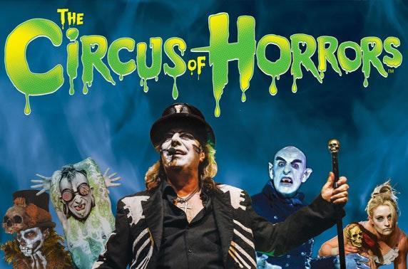 Circus of Horrors – The Psycho Asylum, Tyne Theatre