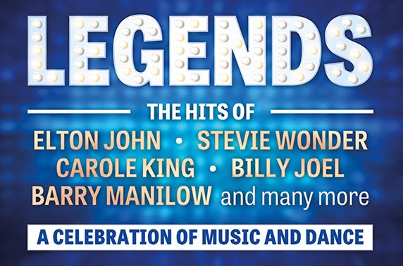 Piano Legends, Glasgow Royal Concert Hall