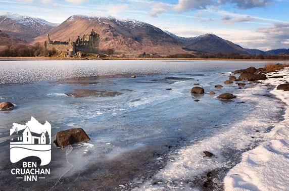 Loch Awe getaway – from £69