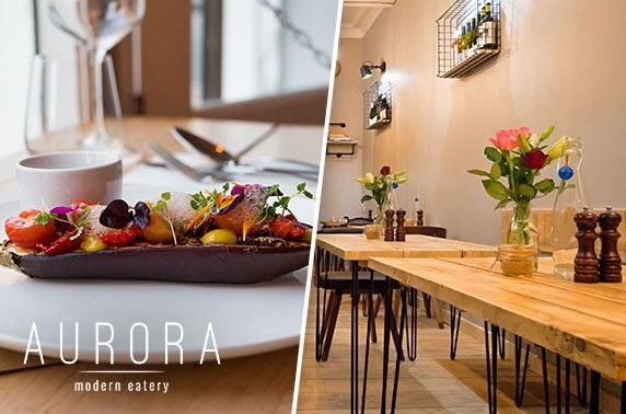 Award-winning Aurora fine dining