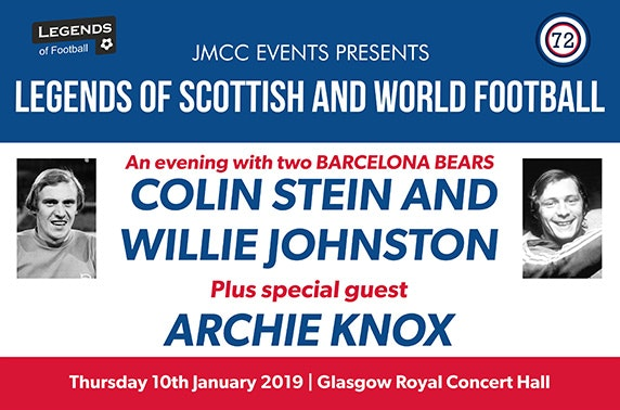 An evening with Barcelona Bears, Royal Concert Hall