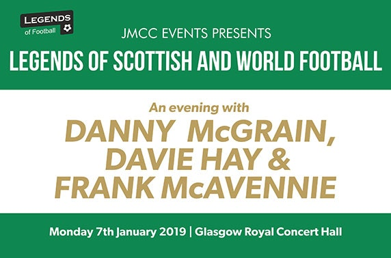An evening with Celtic legends, Royal Concert Hall