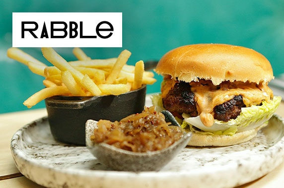 Rabble dining & drinks, City Centre