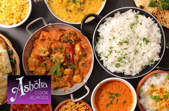 Ashoka Cook School Masterclass, West End