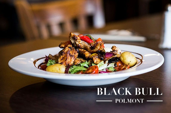 Black Bull dining & wine, Polmont