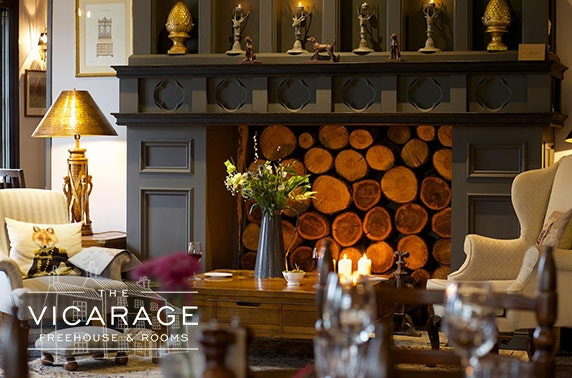The Vicarage DBB – from £69