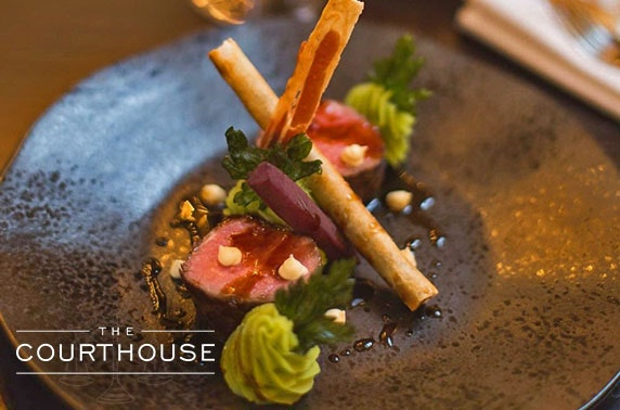 The Courthouse dining & prosecco, Cheshire