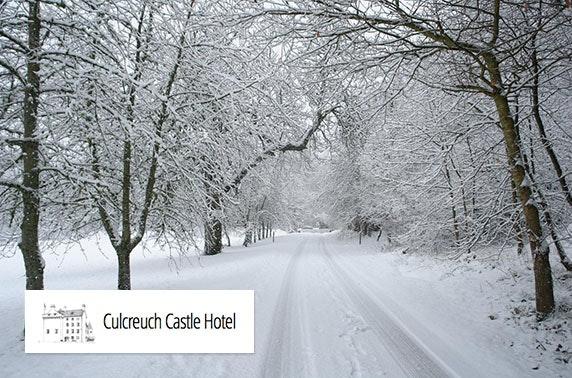 Culcreuch Castle getaway