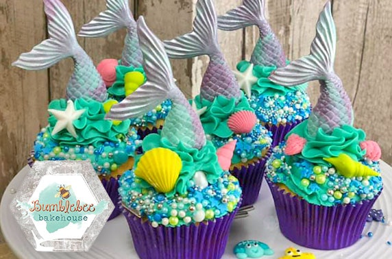 Bumblebee Bakehouse cupcake masterclass