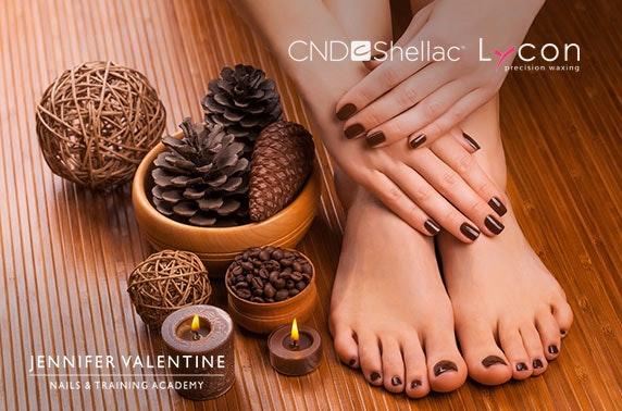 Award-winning Jennifer Valentine Nails & Beauty Salon