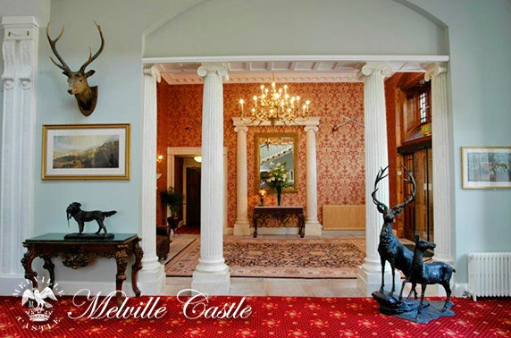 Melville Castle DBB – just 20 mins from Edinburgh