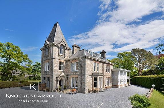 4* Knockendarroch DBB, Pitlochry