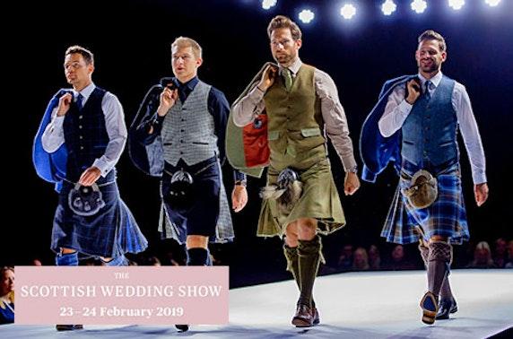 Scottish Wedding Show VIP tickets
