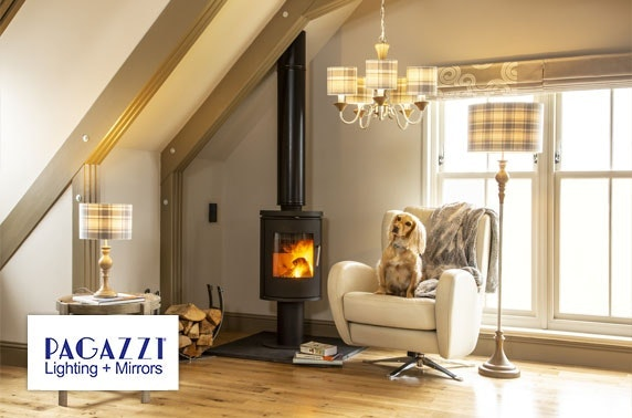 £50 Pagazzi Lighting voucher