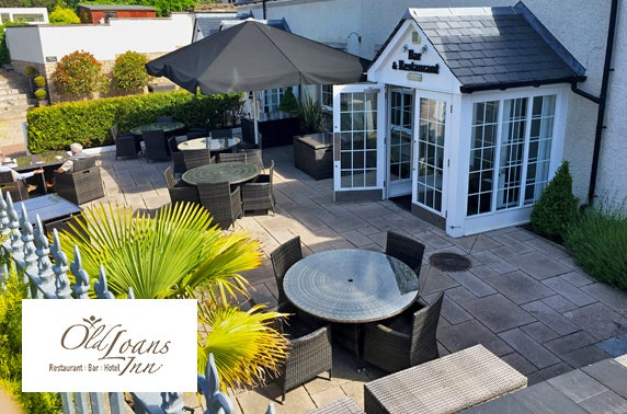 4* Old Loans Inn DBB, Troon – from £79