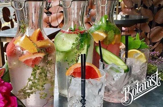 The Botanist food & gin