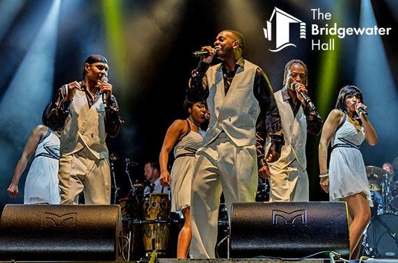 Soul Legends ft. Lemar at The Bridgewater Hall