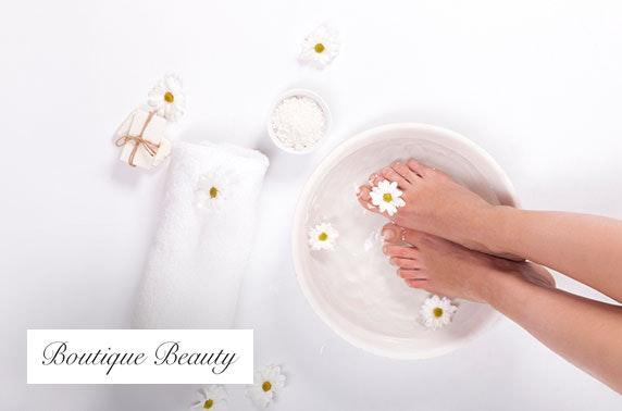 Boutique Beauty treatments, Cults
