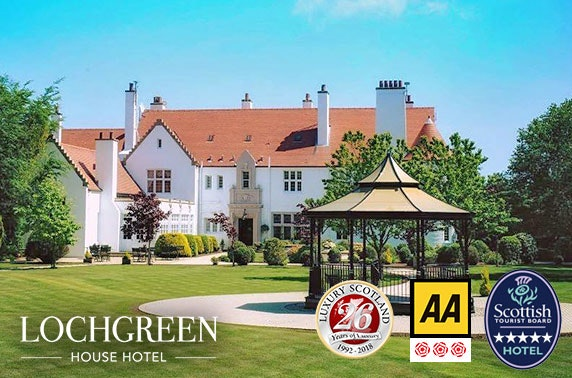 5* Lochgreen DBB, Troon