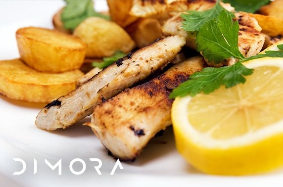 Italian dining & drinks at Dimora, Newton Mearns