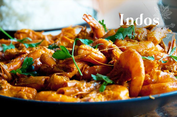 Indos Indian dining, Broughty Ferry
