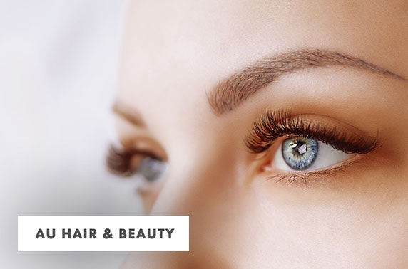 AU Hair & Beauty face & eyelash treatments