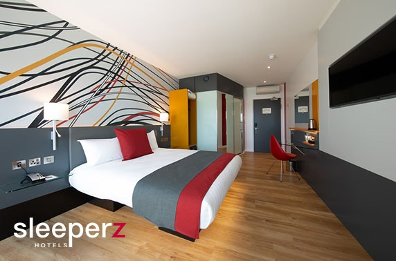 Brand new Sleeperz Hotel BB, Dundee