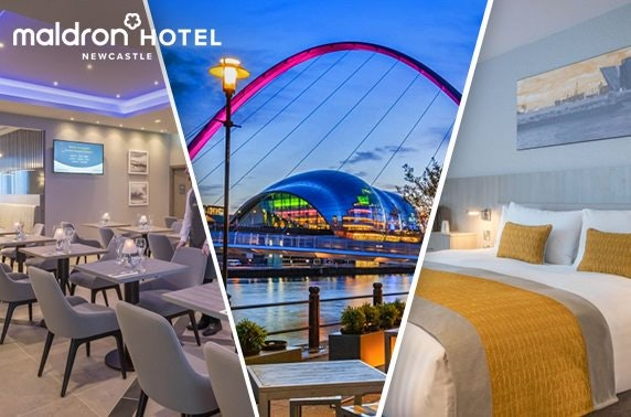 Brand new 4* Maldron Hotel DBB, Newcastle City Centre