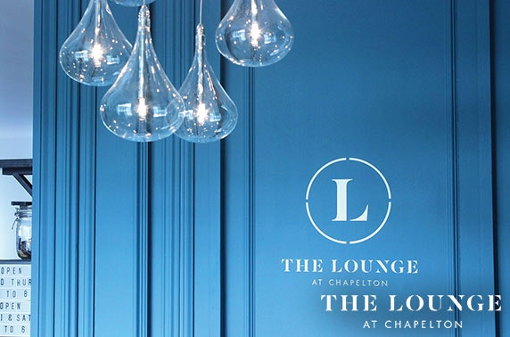 The Lounge facial & massage treatments