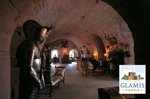 Season passes for Glamis Castle – 5* Visit Scotland attraction