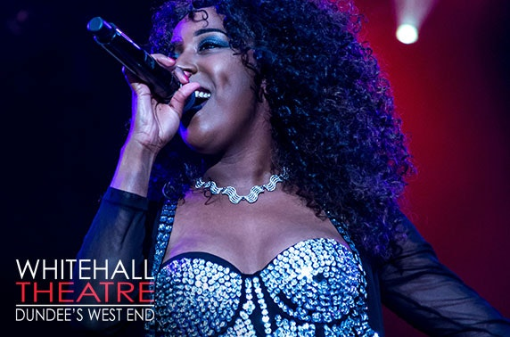 Soul Legends at Whitehall Theatre, Dundee