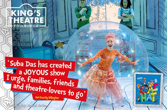 Cat in the Hat at King's Theatre, Edinburgh
