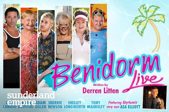 Benidorm live at the Sunderland Empire