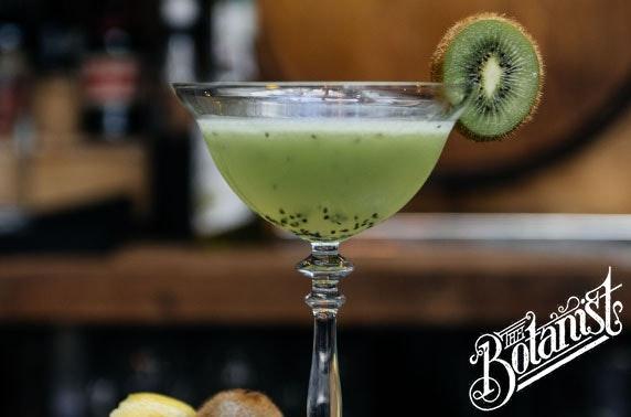 The Botanist Deansgate cocktail masterclass