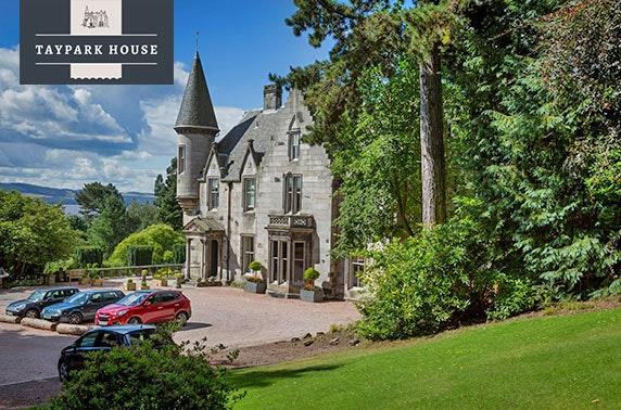 4* award-winning Taypark House DBB, Dundee - valid 7 days