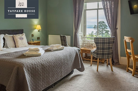 4* award-winning Taypark House DBB, Dundee - valid 7 days