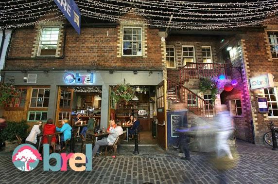 Brel dining & drinks, Ashton Lane