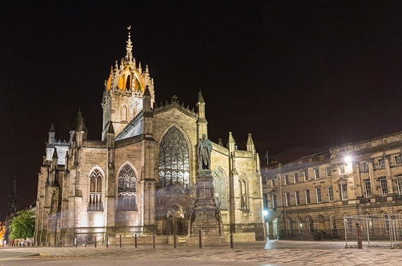 Valentine's candlelit piano recital, St Giles' Cathedral