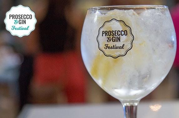 The Prosecco and Gin Festival, Newcastle