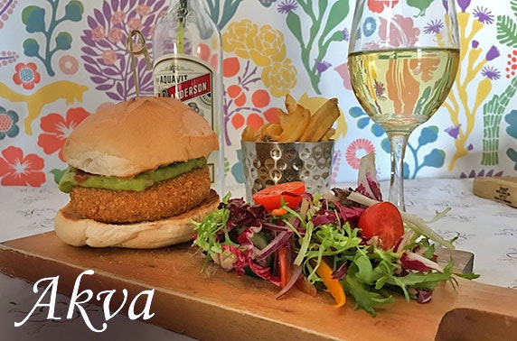 Akva Swedish dining & wine, City Centre