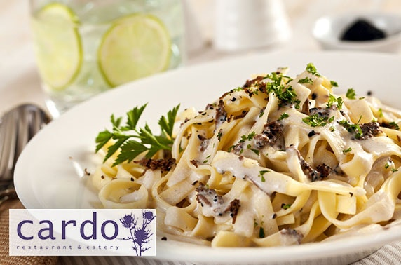 Newly launched Little Cardo pizza & pasta, Perth