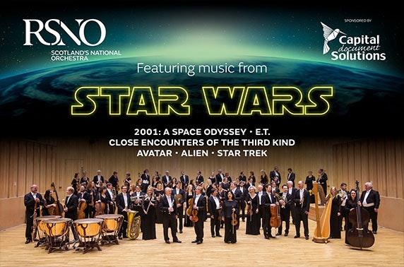 RSNO Sci-Fi Spectacular, Glasgow Royal Concert Hall