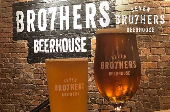 Seven Bro7hers Beerhouse, Ancoats
