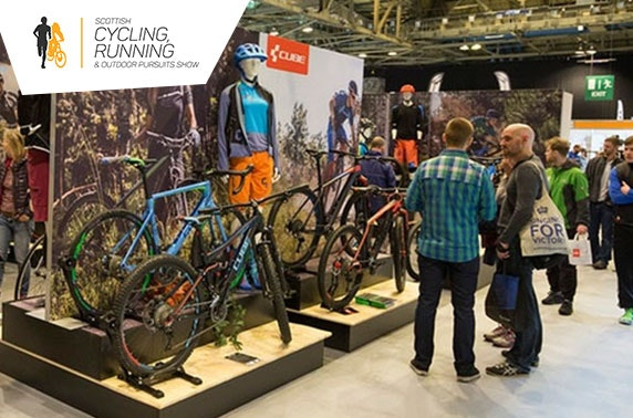Outdoor Pursuits Show 2019, Glasgow's SEC