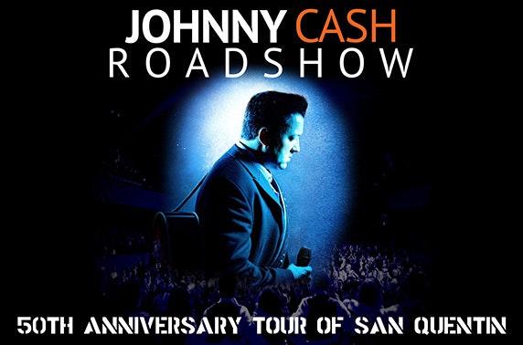 The Johnny Cash Roadshow, Newcastle City Hall